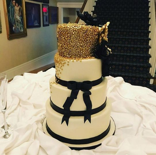 Cakes by Gray - Wedding Cake - Asheville, NC - WeddingWire