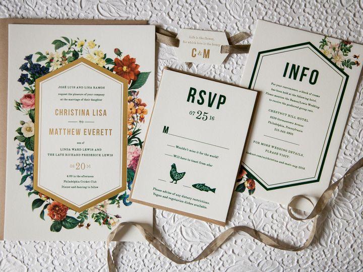 Tmx 1508779879005 Cryanchickfall2016 029 Philadelphia, Pennsylvania wedding invitation