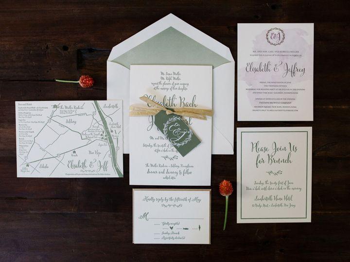 Tmx 1508779933079 176 Philadelphia, Pennsylvania wedding invitation