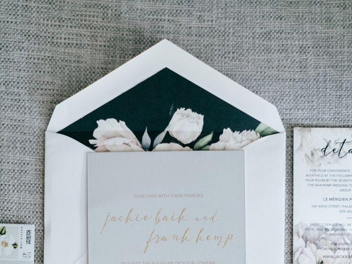 Tmx 1508780189764 Jackiefrank 0166 Philadelphia, Pennsylvania wedding invitation