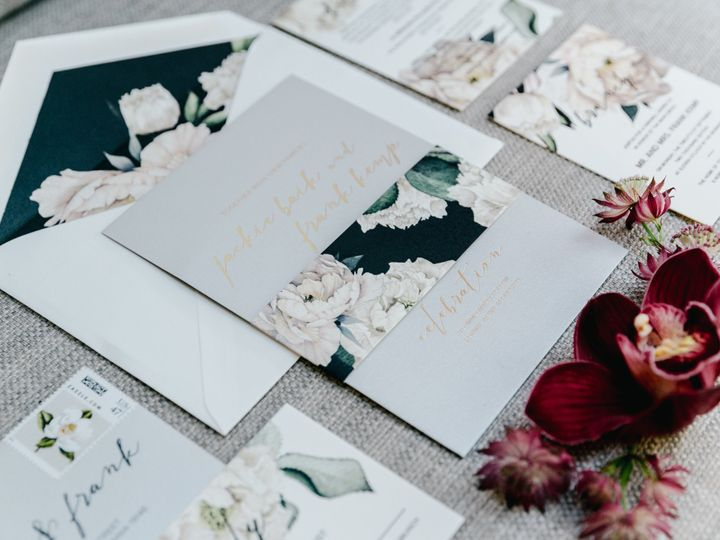 Tmx 1508780222342 Jackiefrank 0034 Philadelphia, Pennsylvania wedding invitation