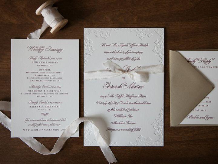 Tmx 1508780271524 Cryanchickfall2016 016 Philadelphia, Pennsylvania wedding invitation