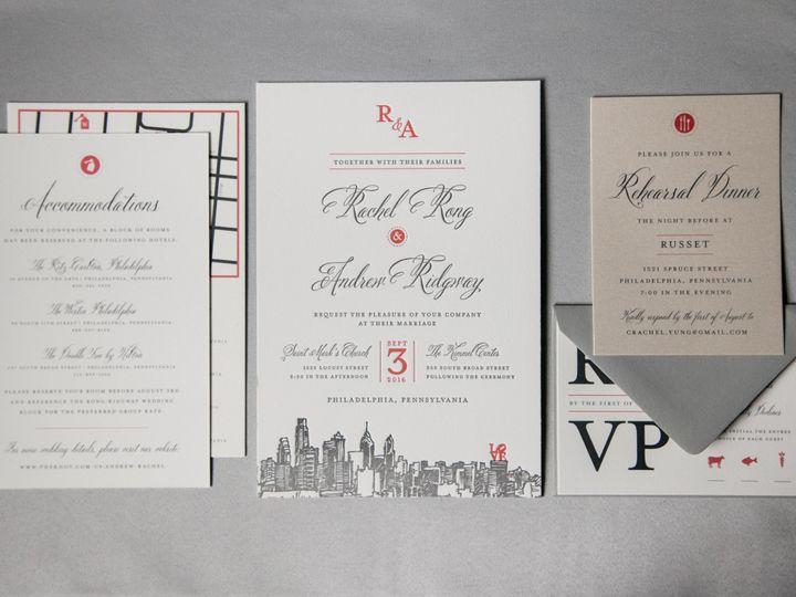 Tmx 1508780443100 Cryanchickfall2016 056 Philadelphia, Pennsylvania wedding invitation