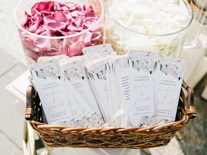 Tmx 1508780504915 Jackiefrank 0419 Philadelphia, Pennsylvania wedding invitation
