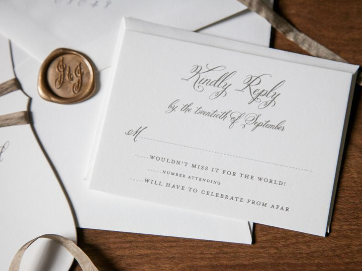 Tmx 1508780934179 Cryanchickfall2016 040 Philadelphia, Pennsylvania wedding invitation