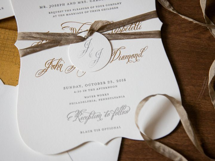 Tmx 1508780964259 Cryanchickfall2016 036 Philadelphia, Pennsylvania wedding invitation