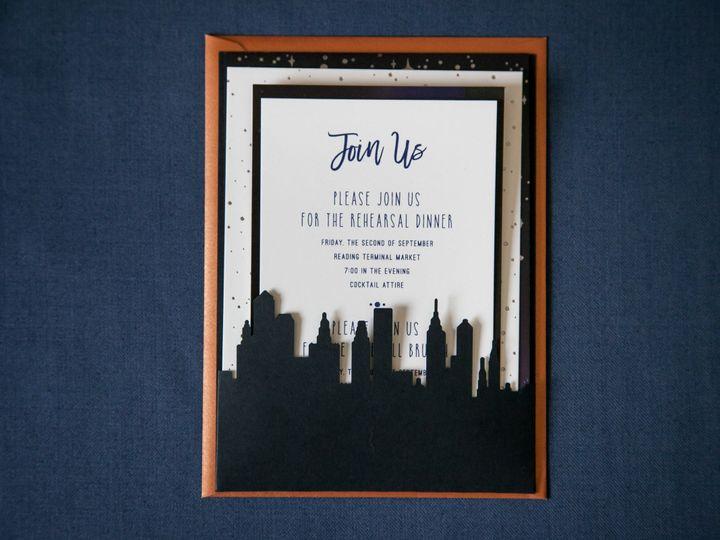 Tmx 1508781151389 Cryanchickfall2016 024 Philadelphia, Pennsylvania wedding invitation
