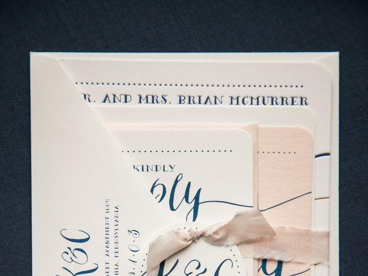 Tmx 1508781228757 Cryan Chick March16 02 Philadelphia, Pennsylvania wedding invitation