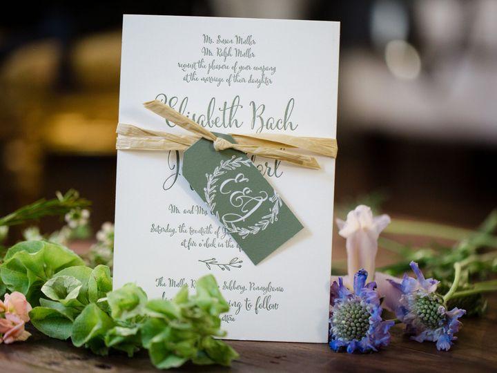 Tmx 1508781588884 187 Philadelphia, Pennsylvania wedding invitation