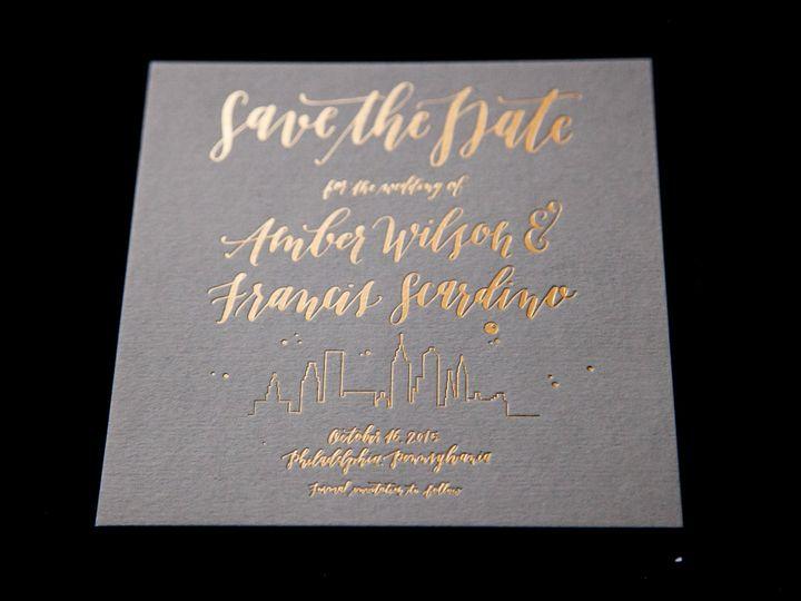 Tmx 1508781682993 Cryanchickfall2016 093 Philadelphia, Pennsylvania wedding invitation