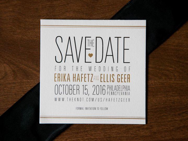 Tmx 1508781705800 Cryanchickfall2016 044 Philadelphia, Pennsylvania wedding invitation