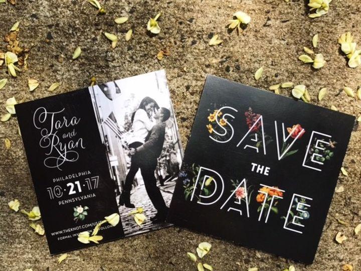 Tmx 1508782047550 Img4642 Philadelphia, Pennsylvania wedding invitation
