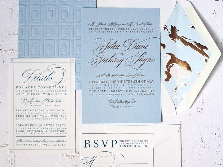 Tmx 1515701281 Eea2d212eea4d094 1515701278 8a0e89215ada31e5 1515701273917 14 IMG 5556new Philadelphia, Pennsylvania wedding invitation