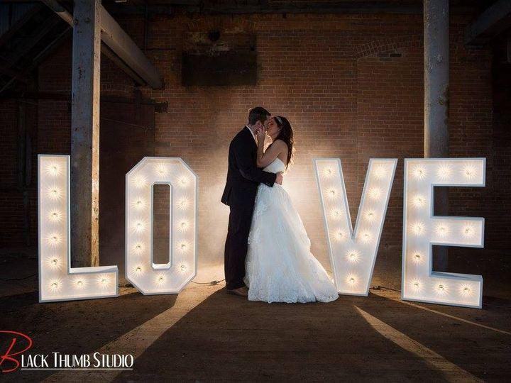 Tmx 1477949060613 Love Sign Official Bride Groom Huntersville, NC wedding dj
