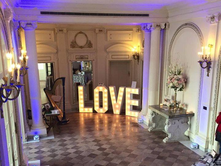 Tmx 1477971532124 Love Sign Official In Room 2 Huntersville, NC wedding dj