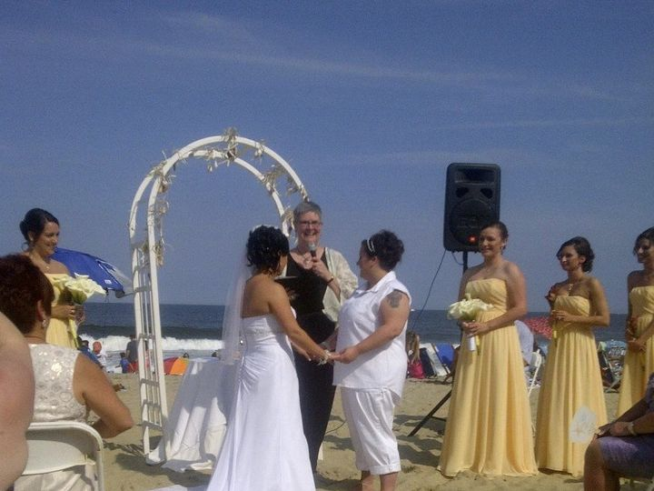 Tmx 1438022636244 Danielle And Leslie Jenkintown, Pennsylvania wedding officiant