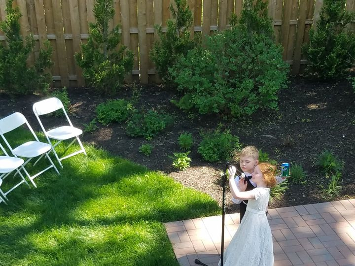 Tmx Kids At Microphone 51 10663 Jenkintown, Pennsylvania wedding officiant