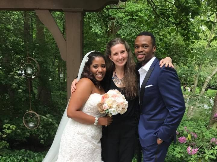 Tmx Makurajasmine Tara 51 10663 Jenkintown, Pennsylvania wedding officiant
