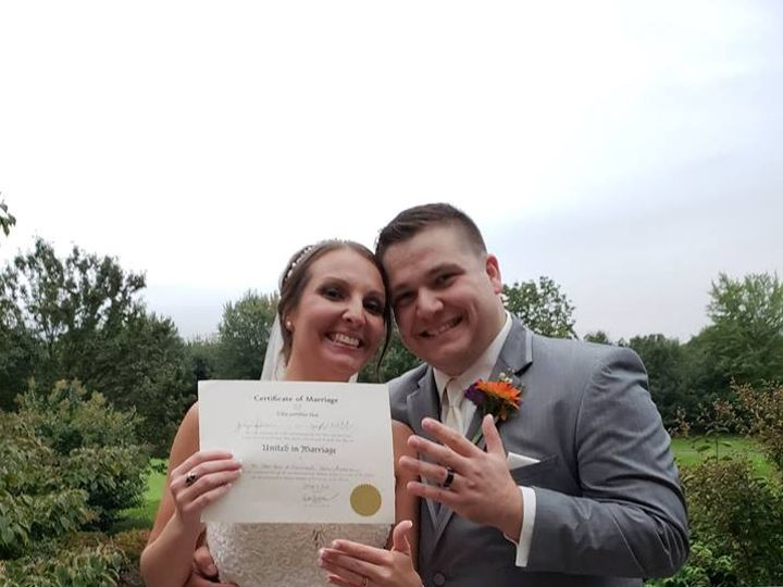 Tmx New Rings 51 10663 Jenkintown, Pennsylvania wedding officiant