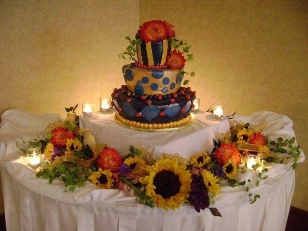 Tmx 1367993248089 Sunflower Burst Anchorage wedding