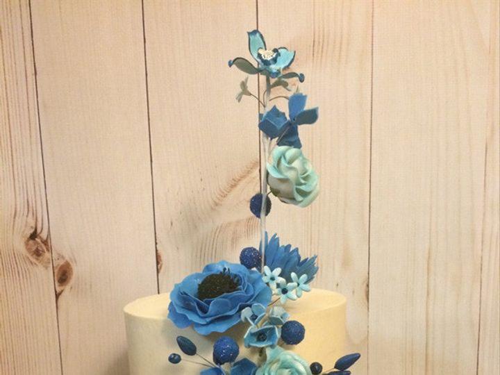 Tmx 1458048971012 Blue Floral Anchorage wedding