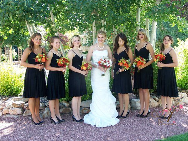Summer Wedding with Rich Textures