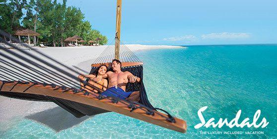 sandals hammock