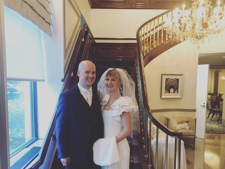 Tmx Wedding Couple 11 9 2019 51 21663 157566982976485 Washington, District Of Columbia wedding venue