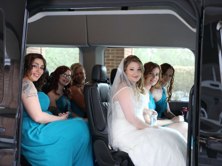 Tmx Girls In Van Resized 51 1031663 Macungie, PA wedding transportation