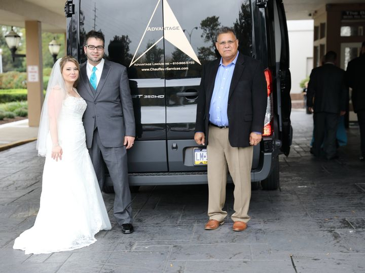 Tmx Malik With Bride And Groom Resized 51 1031663 Macungie, PA wedding transportation