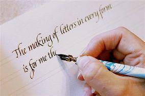 Margo Dittmer Lettering Artist