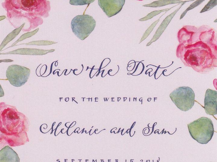 Tmx 1528327482 52f745b509a53964 1528327481 968c64e1d897f379 1528327475448 1 Mel   Sam Portland wedding invitation