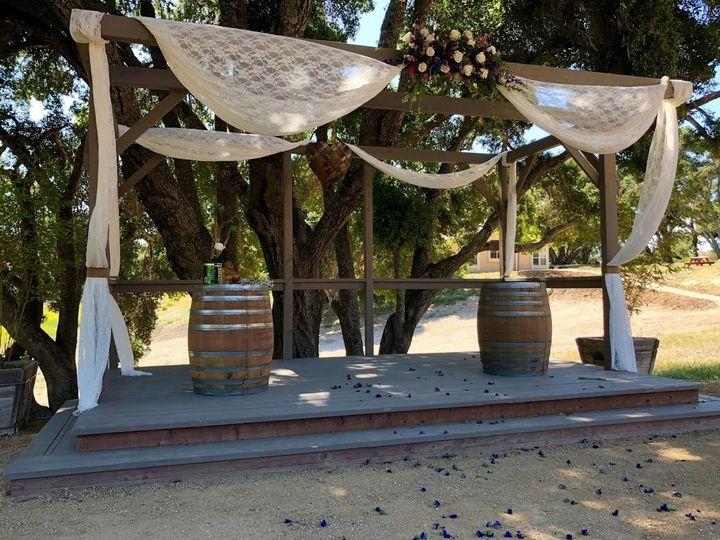 Tmx 1530308269 1a16ce3f3e92f63e 1530308268 1b5cceb7a91cb7d0 1530308264816 7 Ceremony Site Templeton, CA wedding venue