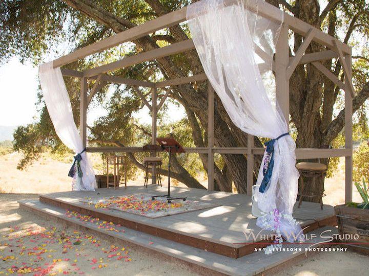Tmx 1530643804 C288a82e1fd6bb90 1492471598249 Ceremony Platform Copy Templeton, CA wedding venue