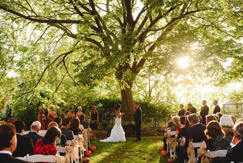 wedding ceremony arius photography