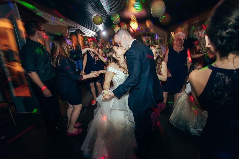Dancing in the Atrium