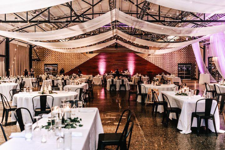 Quincy Hall Reception
