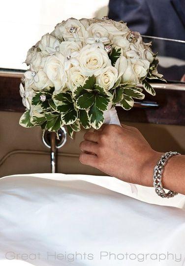WeddingbridebouquetGreatHeightsPhotography