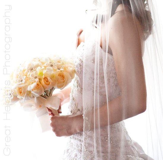 WeddingbrideGreatHeightsPhotography