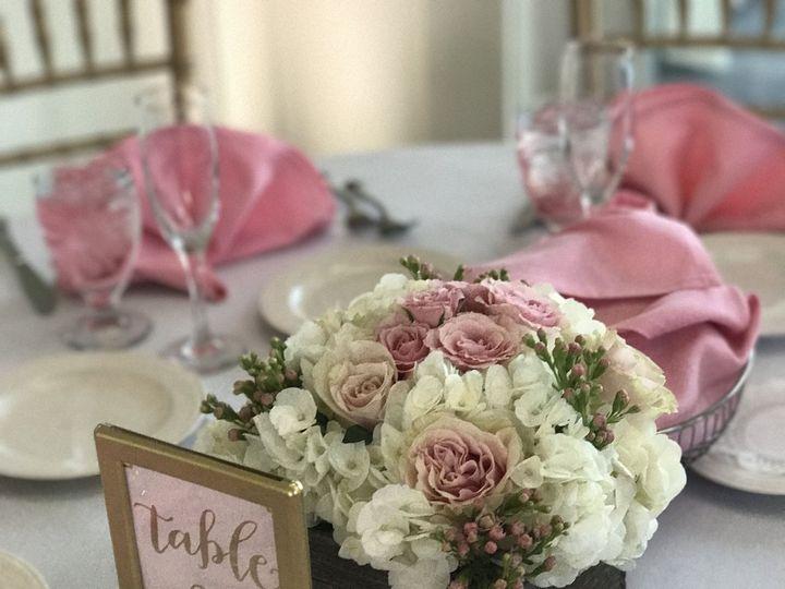 Tmx 1515535275 416549095dfa6ec6 1515535272 359757b162f8d4f9 1515535269862 3 Shades Of Pink Cen Plymouth, Massachusetts wedding florist