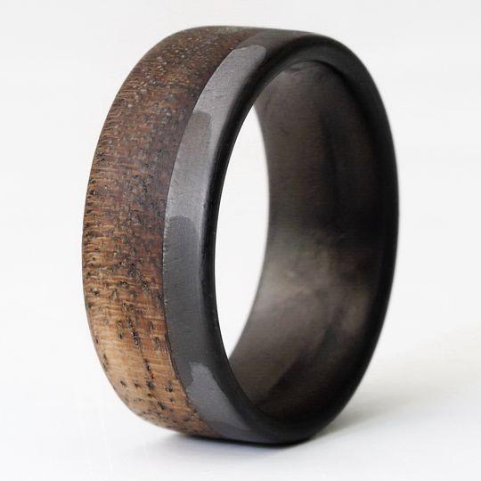 The craftsman - walnut wood