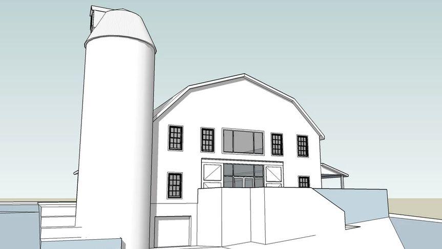Renderings of new barn!