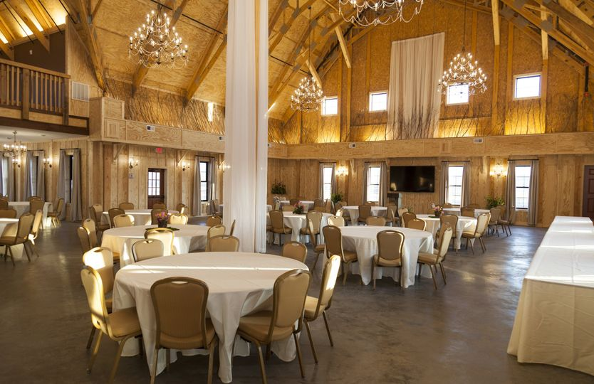Great Hall & tables