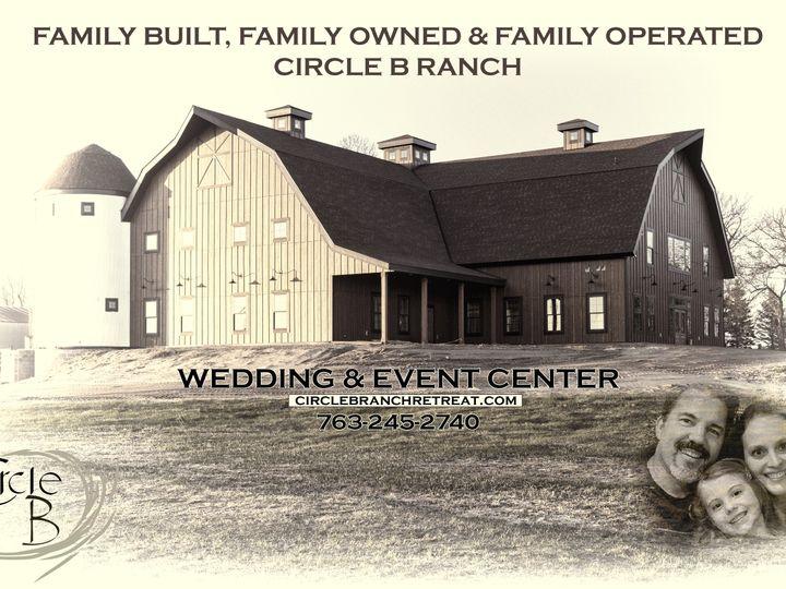 Tmx Circle B Card 51 1005663 162349605163072 Isanti, MN wedding venue