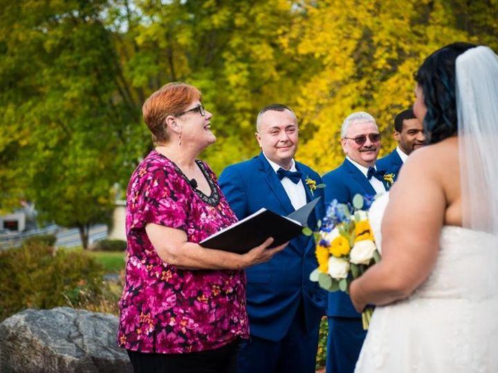 Tmx 1518624817 Ed4f87832b96110b 1518624815 43d1da5dfb6c5e52 1518624814766 2 Nick And Michelle Queensbury, NY wedding officiant