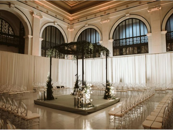 Tmx Ceremony In The Round 51 1316663 158931741699173 Detroit, MI wedding venue
