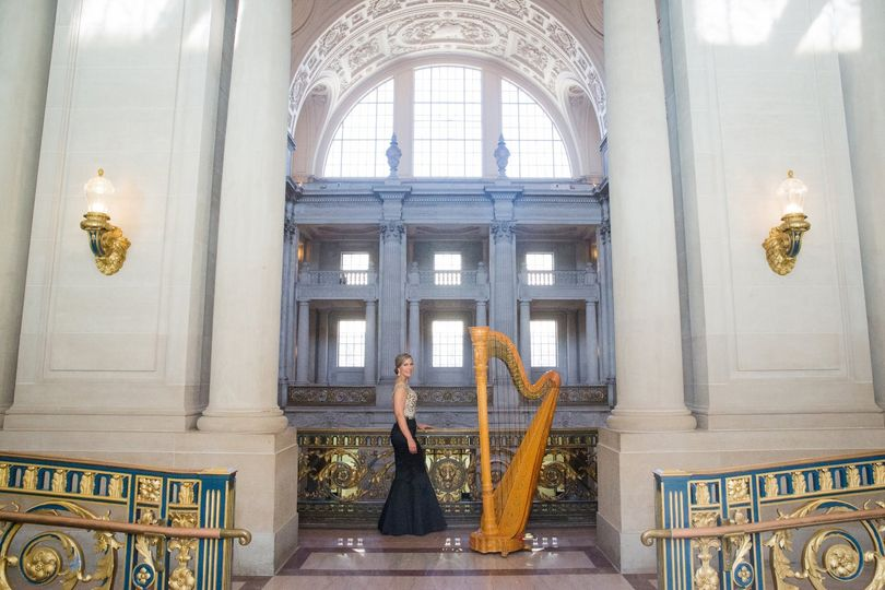 Balcony Harp