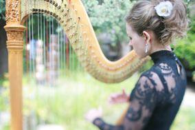 Harpist Krista Strader