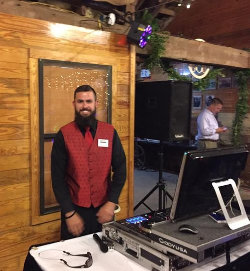 DJ Dustin Brooks