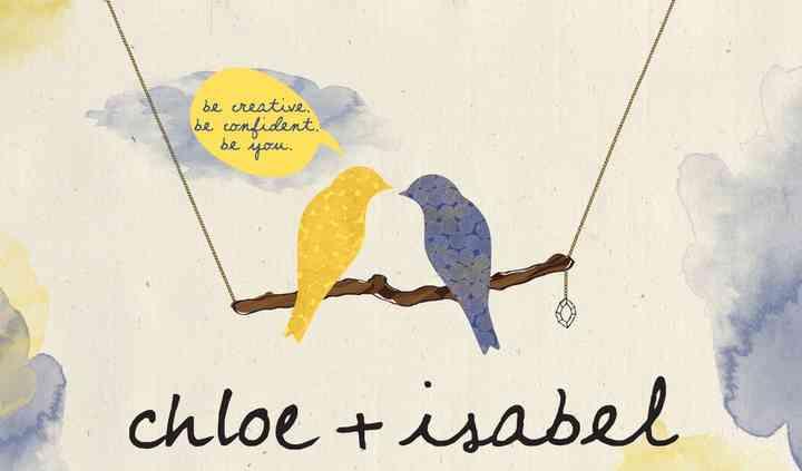 Chloe+Isabel by Jessica Beyer